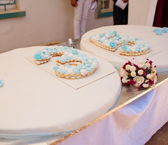 Il n'y a pas d'anniversaire sans un gâteau ...